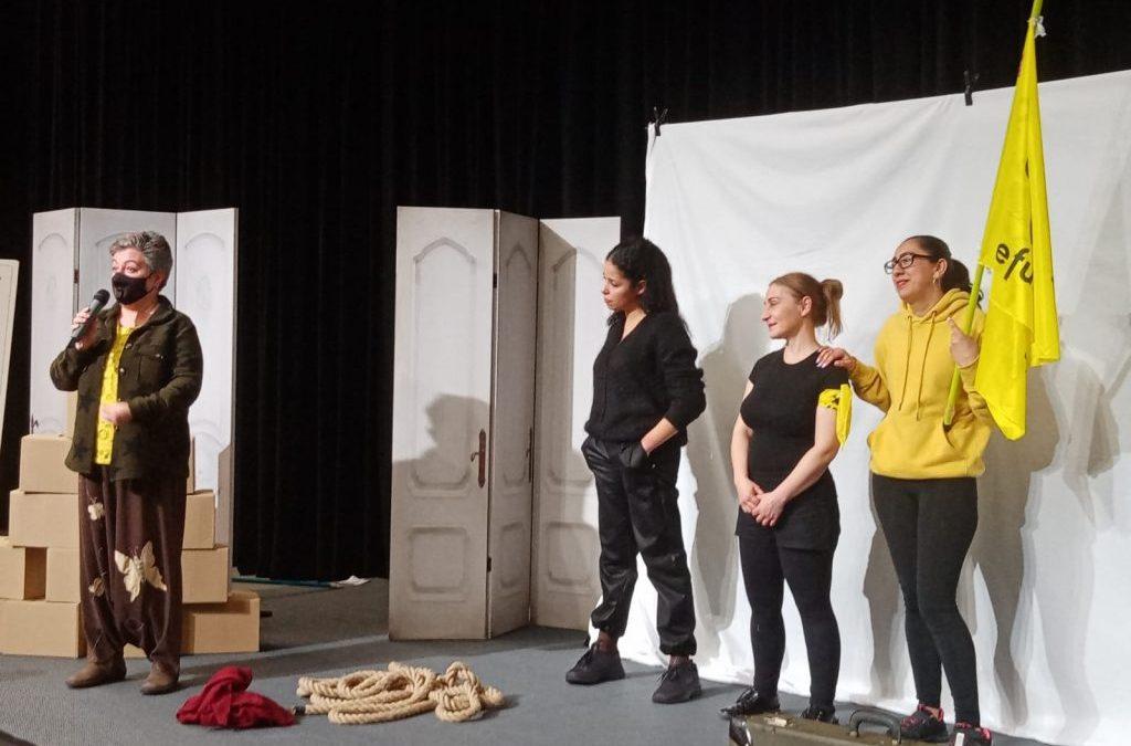 """Obra de Teatro """"LOS CAMINOS DE LA VIDA""""."""